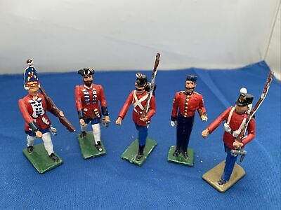Metal Toy Soldiers 6cm Historical Army   Set 9 • 19.99£
