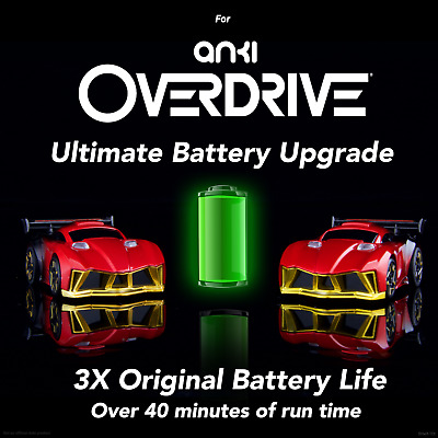 For Anki Overdrive & Drive Cars - Ultimate Battery Upgrade - Replacement Part • 7.31£