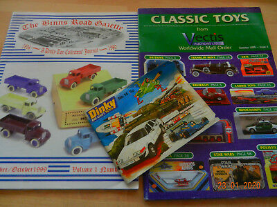 Collection Of Diecast Model Books • 7.99£