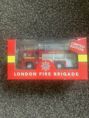 London Fire Brigade Fire Engine Limited Edition • 14£