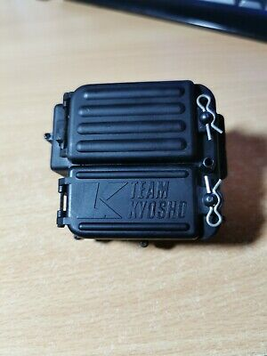 KYOSHO INFERNO NEO 2 / 3 Battery And Receiver Box.  • 5£