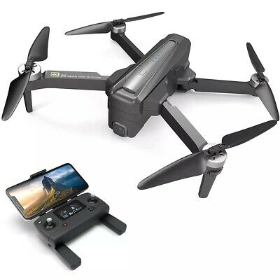 New! Mjx B12 Eis 4k Camera Drone Comes With 2 Batteries, Gps 5g • 220£