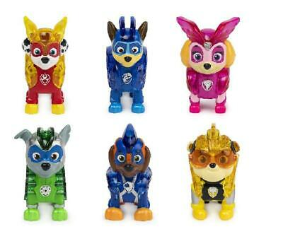 Paw Patrol Mighty Pups Charged Up Figure Choose Your Character  • 7.99£