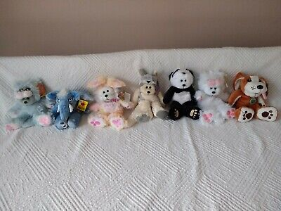 7 Beanie Kids BK Bears Australia's Cutest Collectables Rare Collection With Tags • 28£