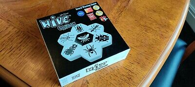 Hive Carbon Strategy Board Game. Very Good Condition. Played Twice.  • 10£
