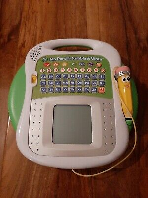 LeapFrog Mr Pencil's Scribble And Write Learning Toy (600803) • 7.50£