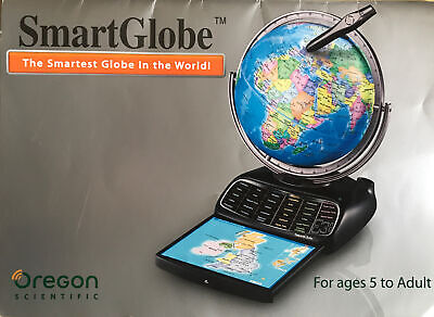 Oregon Scientific Smart Globe Installation Cd And Instructions Only • 4.99£