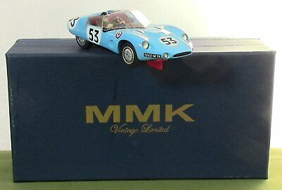 Like Scalex: MMK DB Panhard HBR-4 Spyder #53 LM '61 New/boxed - See Close-ups! • 95£
