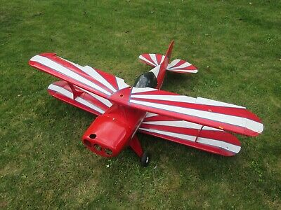 Pitts Special Radio Control Flying Model Approx 58  Wing Span    • 80£