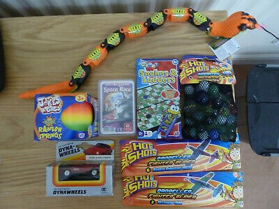 Pocket Money Toys Bundle Of 8 Items - Brand New • 6.50£