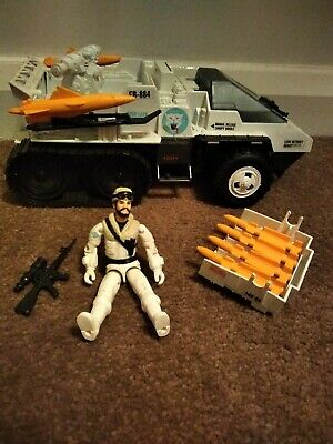 Action Force Snowcat Undamaged And Fully Complete • 77.77£