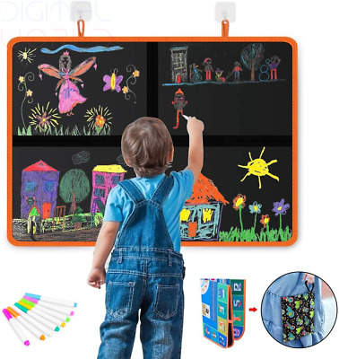 DX DA XIN Erasable Doodle Mat Writing Drawing Board Large Size 56 X 40cm...  • 19.89£