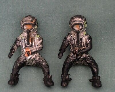 2 X 54 Mm Lone Star - British Mini Sub Crewmen.  No Minisub. @1950/60's • 7.99£