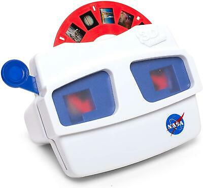 NASA Retro Photo Viewer View Finder Glasses With 3D Space Images • 14.99£