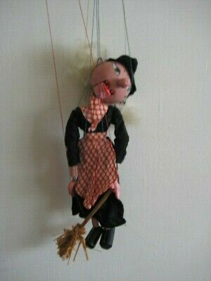 Rare Vintage Pelham Puppet Witch Boxed • 29.99£