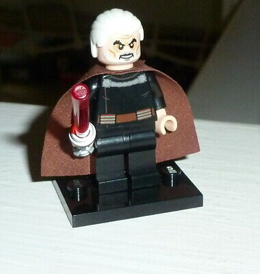Lego Star Wars - Count Dooku - Minifigure  • 20£