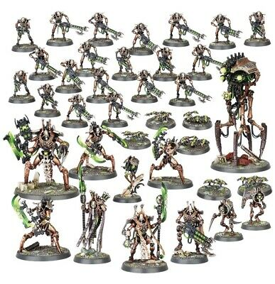 Necrons - Indomitus / 9th Edition / Warhammer - Multi Listing, Free PnP • 12.99£