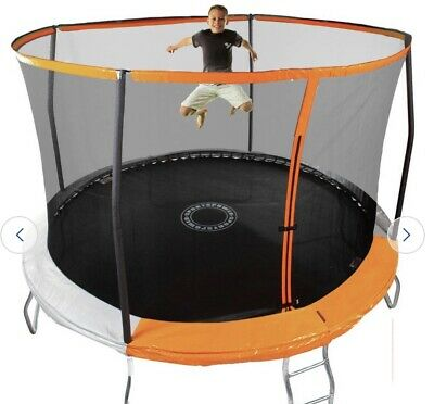 12ft Trampoline With Enclosure • 70£
