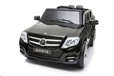 12V Mercedes SUV Style Battery Electric Kids Ride On Car Parental Remote Control • 118.95£