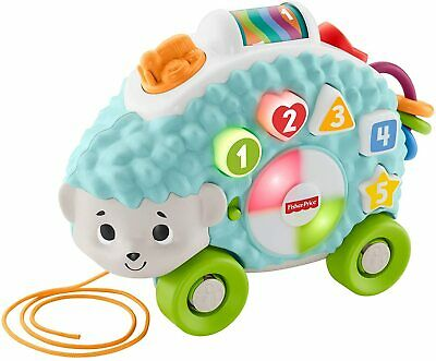 Fisher-Price GHR16 Linkimals Happy Shapes Hedgehog, Interactive Multicolor  • 40.49£