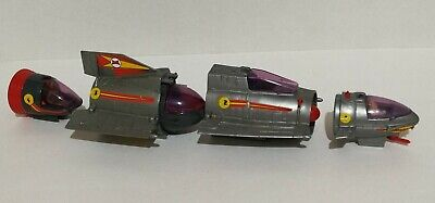 Bluebird Manta Force The Starblaster Vehicle Vintage Toy Rare Collectible 1989 • 84.99£