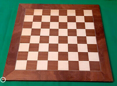 Large Wooden Chess Board Approx 45cm X 45cm  • 41£