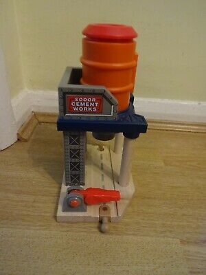 Thomas & Friends Wooden Sodor Cement Works • 15.99£