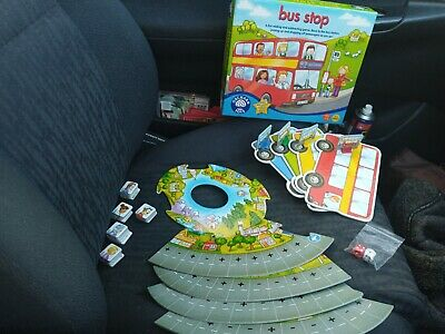 Bus Stop Orchard Toys Game And Fun Learning Games Addition Subtraction Age 4 + • 8£