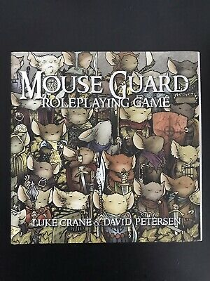 Mouse Guard RPG • 30£