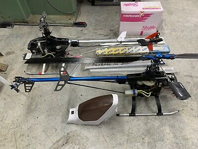 Hirobo 'Shuttle ZTS Top Start' Radio-controlled Helicopter • 225£