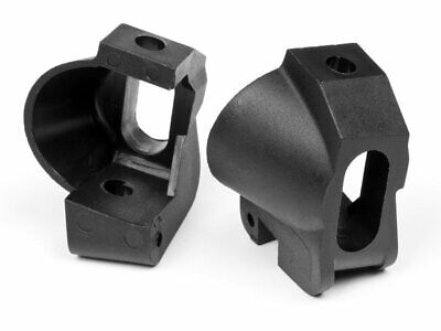 Front Hub Carriers 22 Degrees For HPI Trophy Buggy 101018 • 10.99£