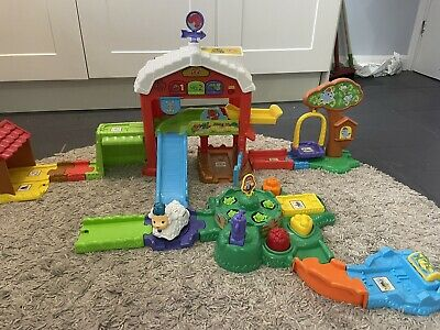 VTech Toot Toot Animal Farm Set  • 12£