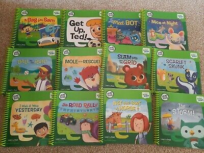 LEAPFROG Leapstart LEARN TO READ Books  Book Set 1-12  • 23£