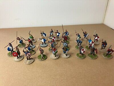 Early Saxon Frank Army 28mm Painted • 30£