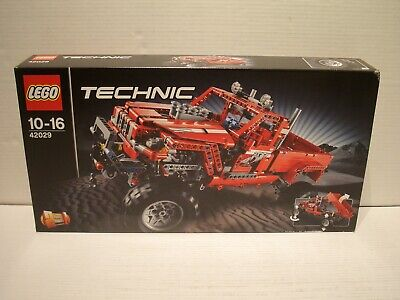 Lego Set 42029 Technic Customised Pick-Up Truck 2014 Brand New In Sealed Box • 99.99£