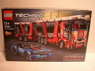 Lego Set 42098 Technic Car Transporter 2019 Brand New In Open Damaged Box • 149.99£