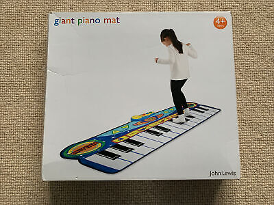 Step To Play Giant Piano Mat Excellent Condition  • 5£