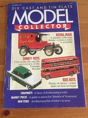 Model Collector Ist Issue-Good. • 5£