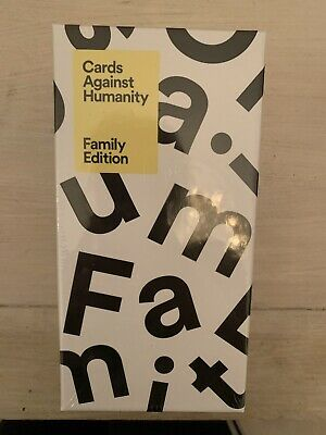 Cards Against Humanity Family Edition • 13.38£