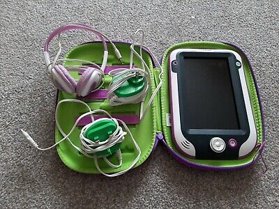 LeapFrog Ultra LeapPad 3 Learning Tablet - Pink With Headphones, And Case • 10.40£