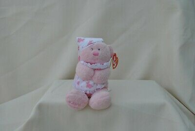 Baby Girl ~ TY Beanie Babies ~  Uncovered ID Tag, Material Tag On Bottom • 4.99£