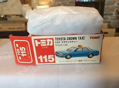 Toyota Crown, Japanese  Taxi Model, 1/63 • 6.99£