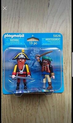 Playmobil Pirates Figures • 12£