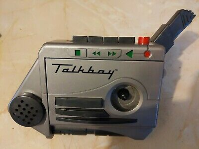 Deluxe Talkboy Cassette Voice Change Recorder Home Alone 2 (1993, Vintage) • 25£