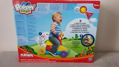 Baby Playskool Poppin Park Bounce N Ride Scooter 12months+ *BNIB* • 29.99£