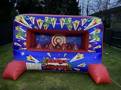 Inflatable Nerf Target (Bouncy Castle) • 165£
