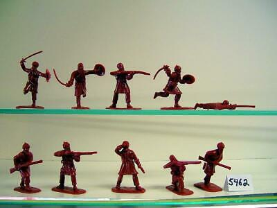 Armies In Plastic 1/32nd Scale Afghan Tribesmen 1890 Set 5462 HEADER BAG • 11.95£