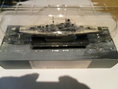 Atlas Editions 1/1250 - Legendary Warships Collection - Bismarck Ship • 8.99£