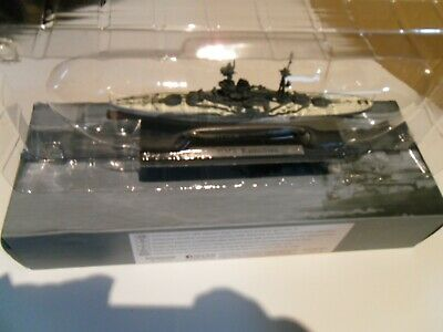 ATLAS EDITIONS 1/1250 - LEGENDARY WARSHIPS COLLECTION - HMS Ramillies SHIP • 14.99£