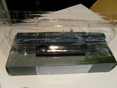 Atlas Editions 1/1250 - Legendary Warships Collection - Uss Hornet Ship • 14.99£